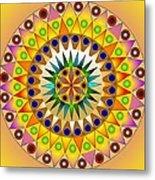 Sunshine Sunflower Metal Print