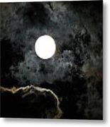 Super Moon II Metal Print