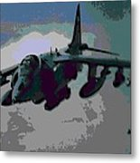 Superior Firepower Metal Print