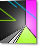 Supersonic Metal Print by Robyn Lang