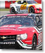 Support Race Metal Print