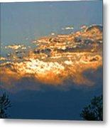 Supreem Sunset I Metal Print