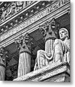 Supreme Court Building 20 Metal Print