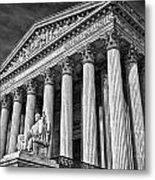 Supreme Court Building 5 Metal Print
