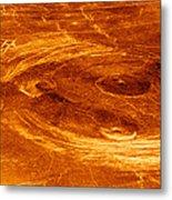 Surface Of Venus Metal Print