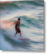 surfin' USA Metal Print