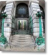 Surrogate's Courthouse I Metal Print