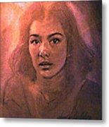 Susan 1980 B Metal Print
