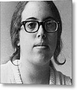 Susan E. Saxe Was A 1970s Radical Metal Print