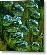Swamp Gas Metal Print