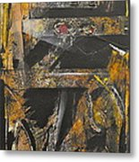 Sweep Metal Print