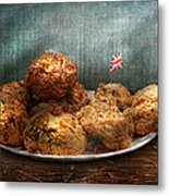 Sweet - Scone - Scones Anyone Metal Print by Mike Savad