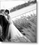 Sweet Wedding Metal Print
