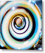 Swirls 2 Metal Print