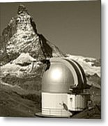 Switzerland - Matterhorn Metal Print