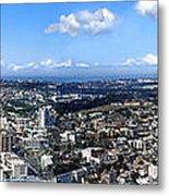 Sydney - Aerial View Panorama Metal Print