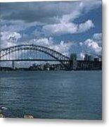 Sydney Harbor Australia Metal Print
