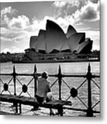 Sydney Love Affair Metal Print