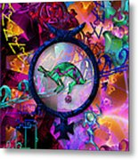 Symagery 23 Metal Print