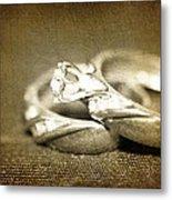 Symbol Of Love Metal Print