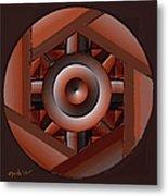 Symmetrica 217 Metal Print