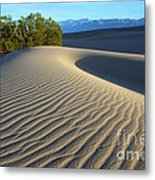 Symphony Of The Sand Metal Print by Bob Christopher