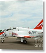 T-45 Goeshawk 4 Metal Print