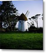 Tacumshane Windmill, Co Wexford, Ireland Metal Print