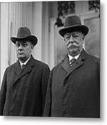 Taft & Butler, 1922 Metal Print