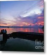 Tagbilaran Sunset Metal Print