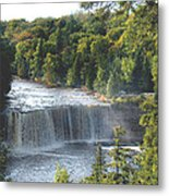 Tahquamenon Falls 1531 Metal Print