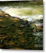 Beautiful River Metal Print