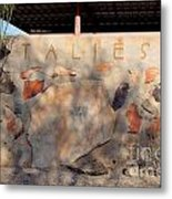 Taliesin Entry - Arizona Metal Print