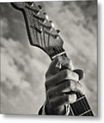 Talking With The Sky Metal Print