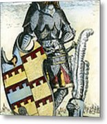 Tamerlane (1336?-1405) Metal Print