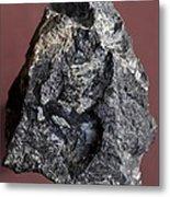 Tantalite Mineral Metal Print