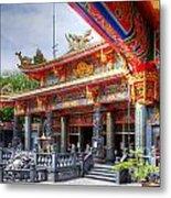 Taoist Temple 3 Metal Print