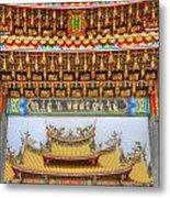 Taoist Temple 8 Metal Print