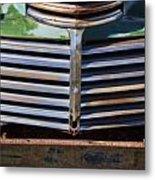 Taos Truck 1 Metal Print