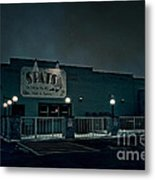 Tav On The Ave Metal Print