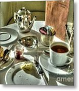 Tea For Two Metal Print
