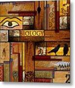 Teacher - Biology Metal Print