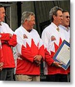 Team Canada 1 Metal Print