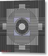 Tectural 155 Metal Print
