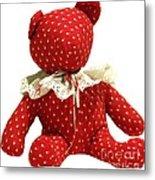 Teddy Bear Of Love Metal Print