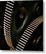 Teeth Metal Print by Odd Jeppesen