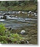 Tennessee Stream 6049 Metal Print