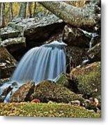 Tennessee Waterfall 5962 Metal Print