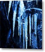 Tentacles Of Ice Metal Print