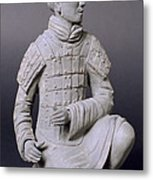 Terracotta Warrior  Metal Print